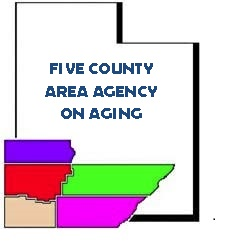 five county area agency on aging
